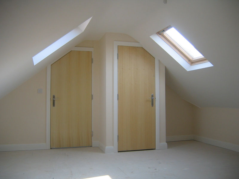 Internal attic conversions by TP Carpentry, Bournemouth