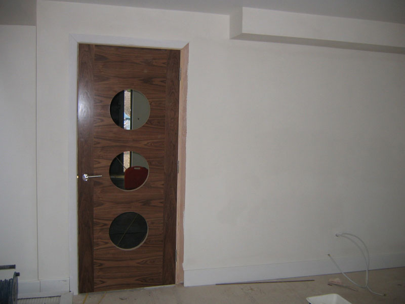 Internal door fitting by TP Carpentry, Door Fitters, Bournemouth