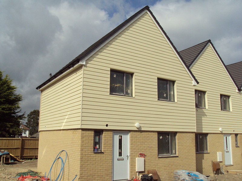 TP Carpentry, External Cladding contractors and installation services, Bournemouth, Dorset