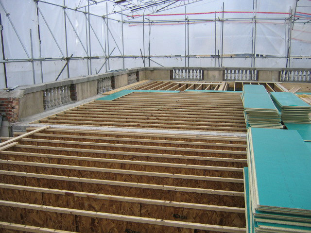 Eco Joists are an efficient open web floor joist system which is widely used by housebuilders and commercial property developers across the UK.