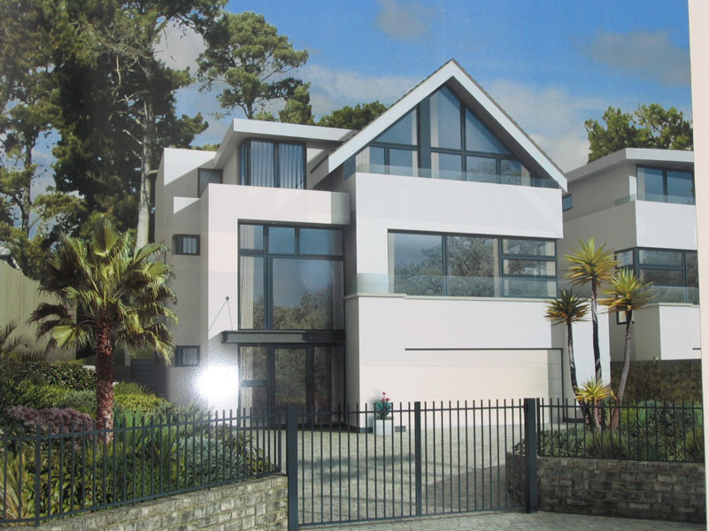 New Build Bournemouth, TP Carpentry